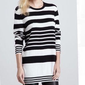 Equipment REI cashmere striped sweater
